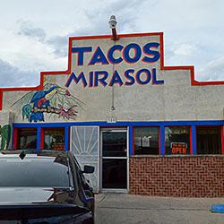 Tacos Mirasol