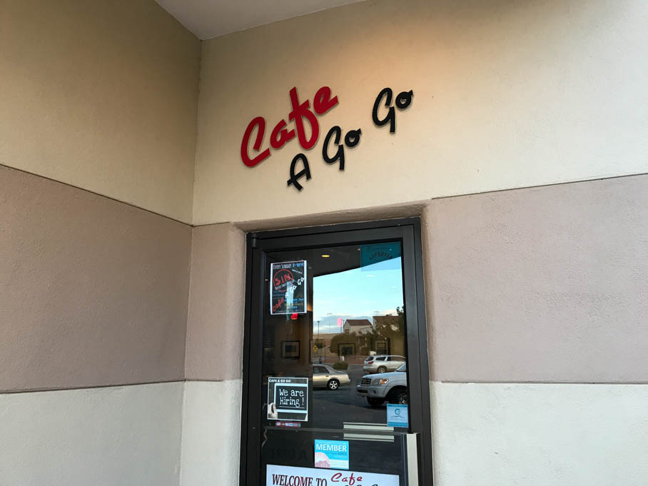 Cafe a Go Go Good Eats Las Cruces New Mexico Local Mike Puckett GW-2