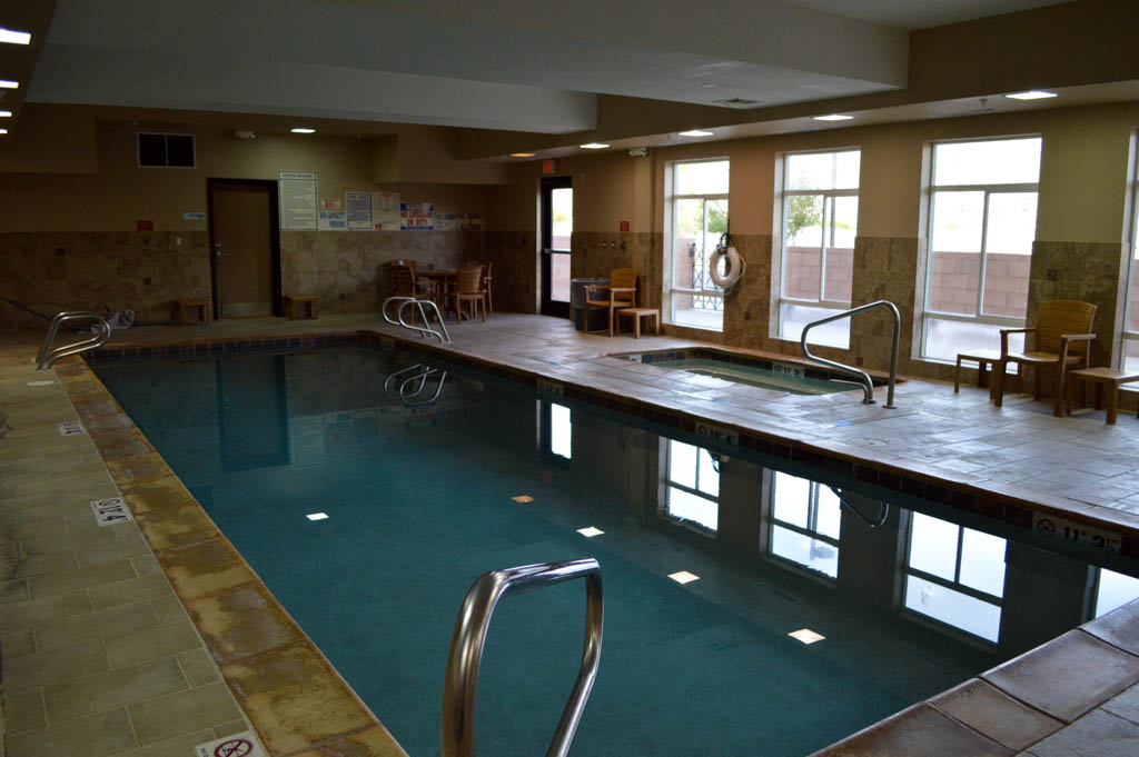 Holiday Inn Express Suites Good Eats Las Cruces New Mexico Local Mike Puckett GW-10