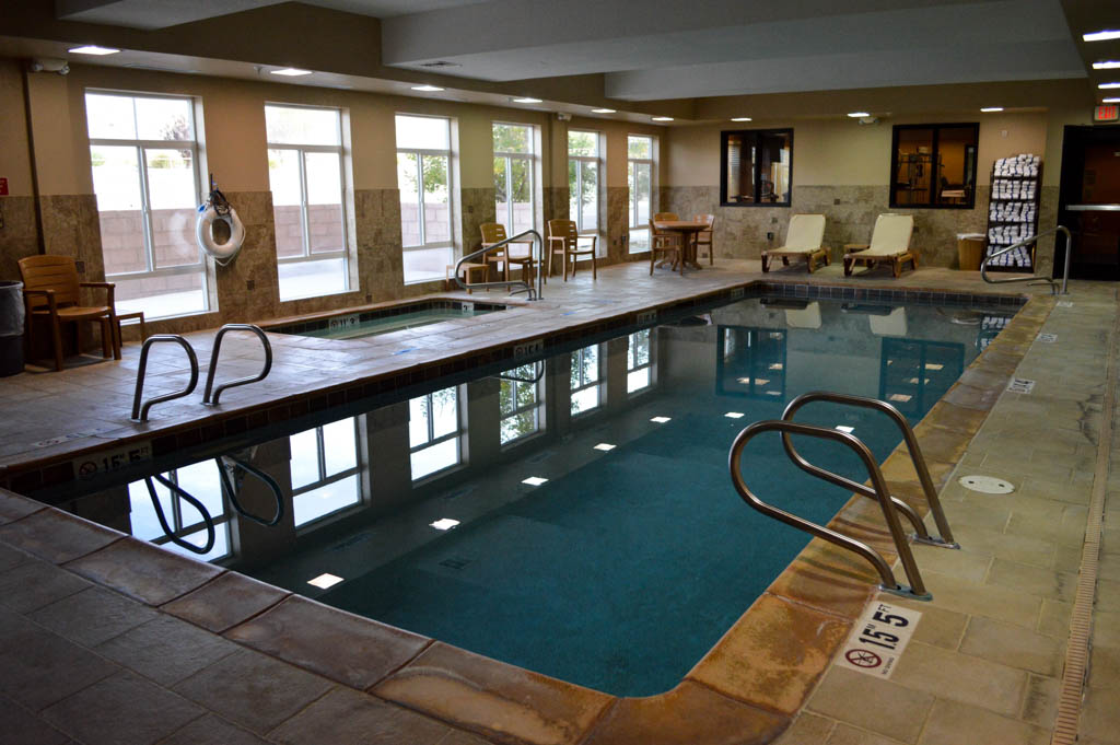 Holiday Inn Express Suites Good Eats Las Cruces New Mexico Local Mike Puckett GW-12