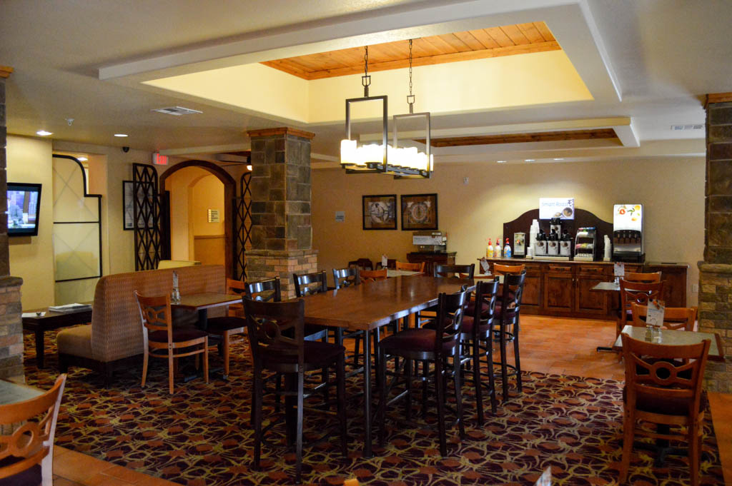 Holiday Inn Express Suites Good Eats Las Cruces New Mexico Local Mike Puckett GW-16