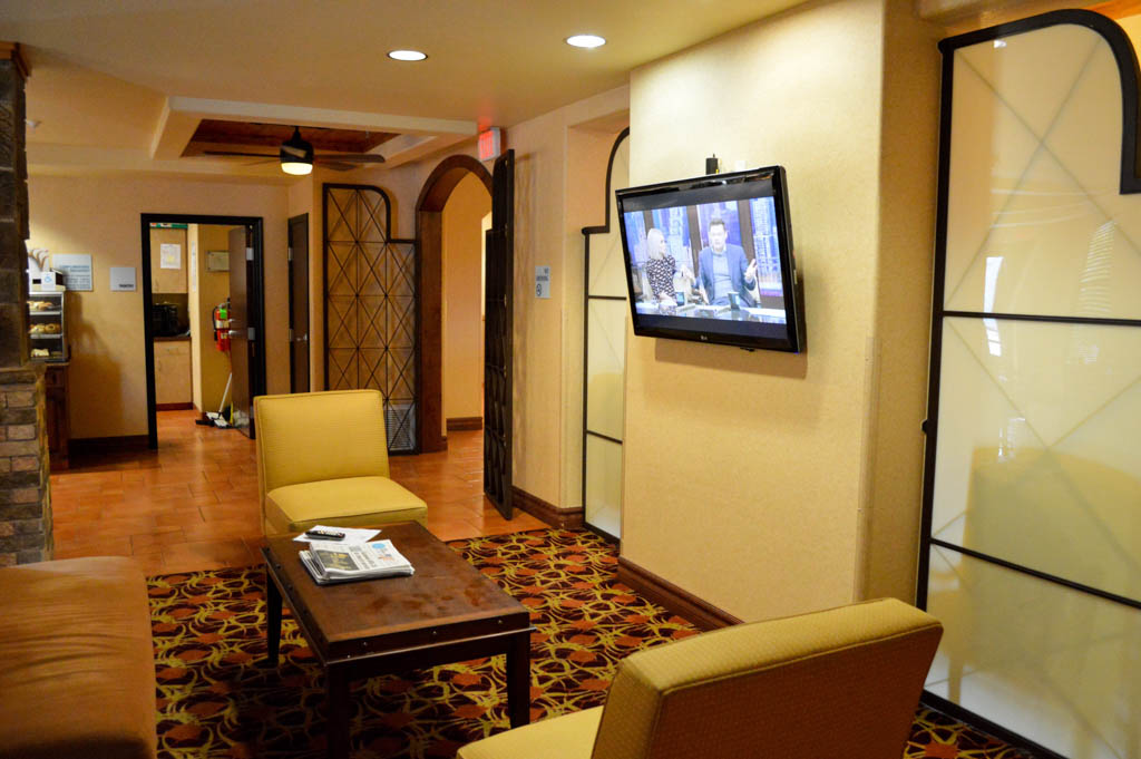 Holiday Inn Express Suites Good Eats Las Cruces New Mexico Local Mike Puckett GW-17