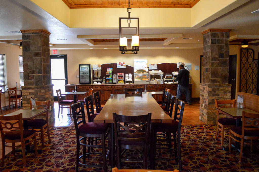 Holiday Inn Express Suites Good Eats Las Cruces New Mexico Local Mike Puckett GW-18