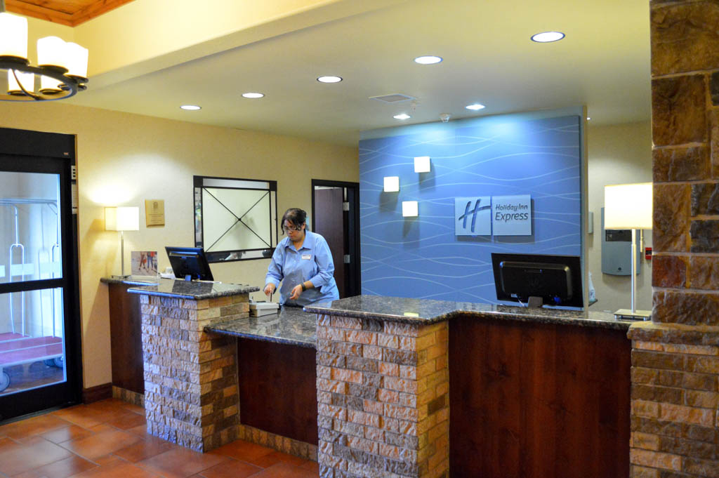 Holiday Inn Express Suites Good Eats Las Cruces New Mexico Local Mike Puckett GW-2