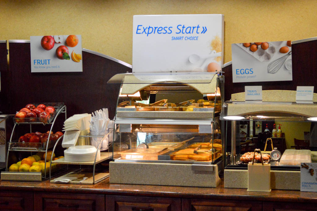 Holiday Inn Express Suites Good Eats Las Cruces New Mexico Local Mike Puckett GW-20