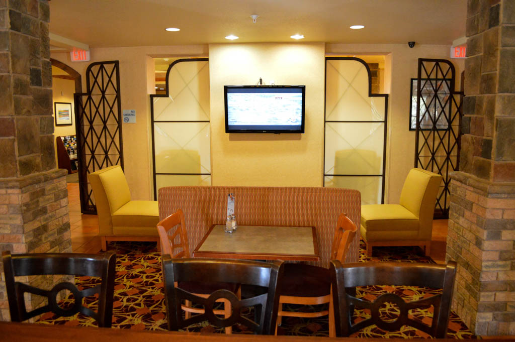 Holiday Inn Express Suites Good Eats Las Cruces New Mexico Local Mike Puckett GW-21