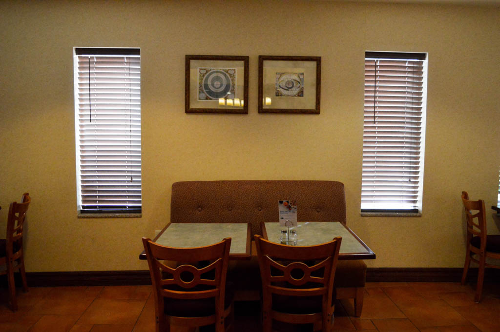 Holiday Inn Express Suites Good Eats Las Cruces New Mexico Local Mike Puckett GW-22