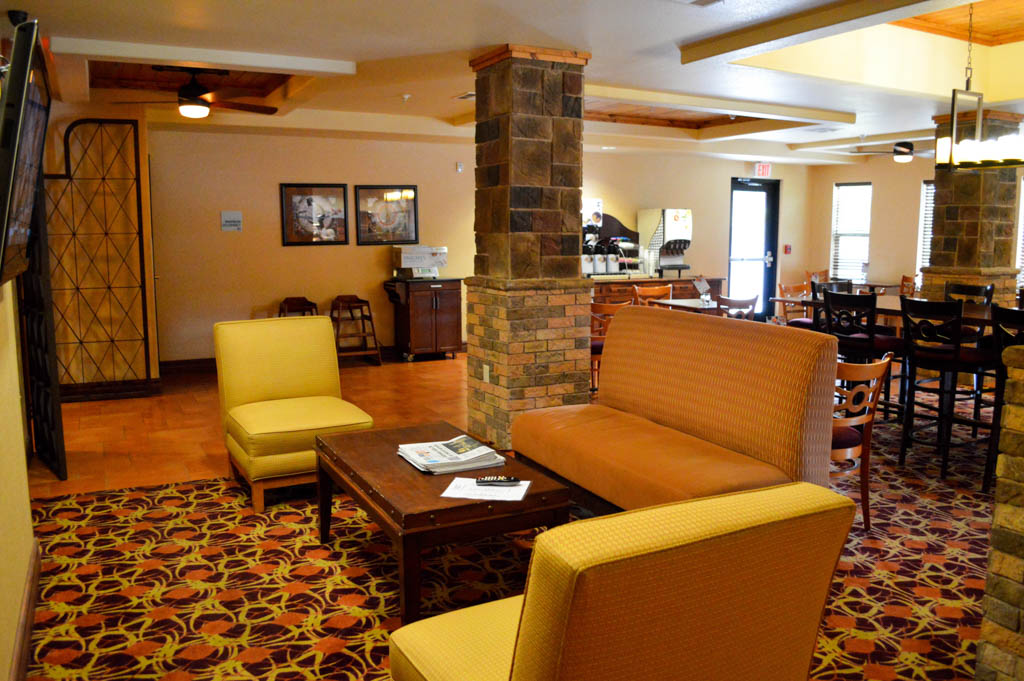 Holiday Inn Express Suites Good Eats Las Cruces New Mexico Local Mike Puckett GW-23