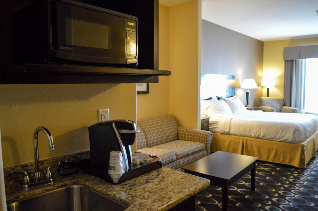 Holiday Inn Express Suites Good Eats Las Cruces New Mexico Local Mike Puckett GW-25