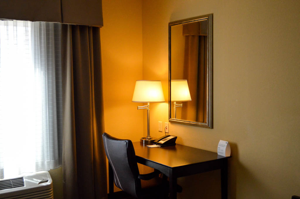 Holiday Inn Express Suites Good Eats Las Cruces New Mexico Local Mike Puckett GW-28