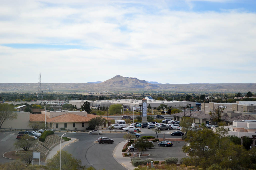 Holiday Inn Express Suites Good Eats Las Cruces New Mexico Local Mike Puckett GW-29