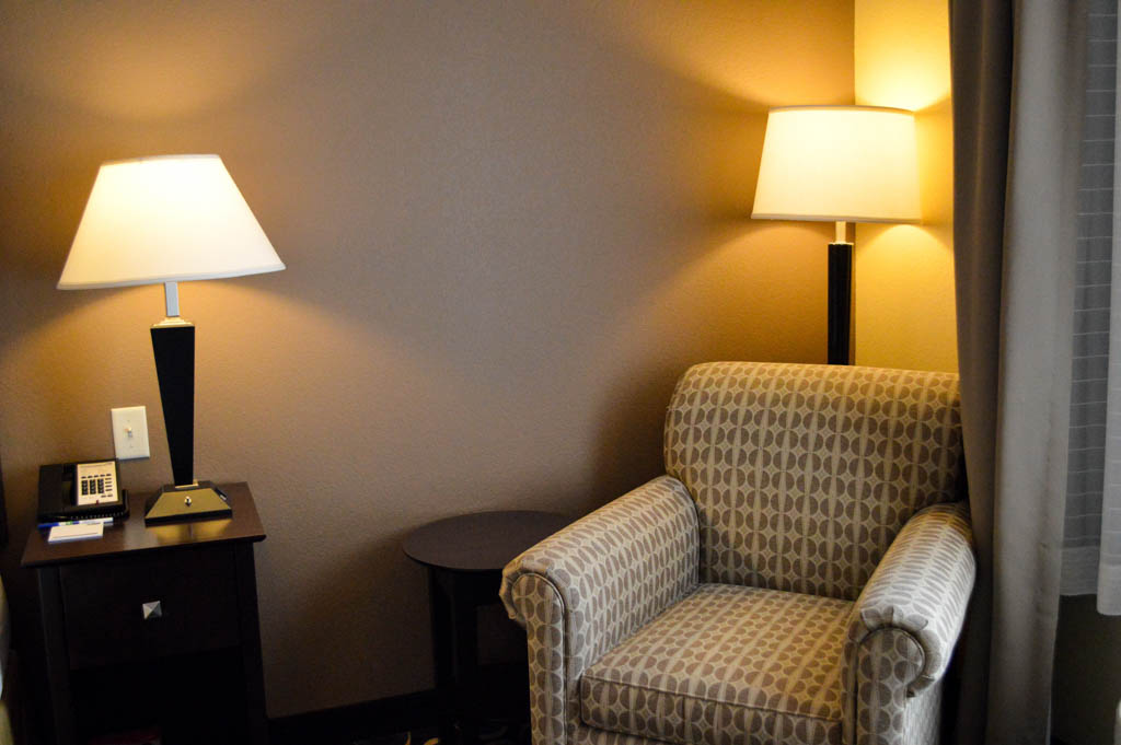 Holiday Inn Express Suites Good Eats Las Cruces New Mexico Local Mike Puckett GW-30