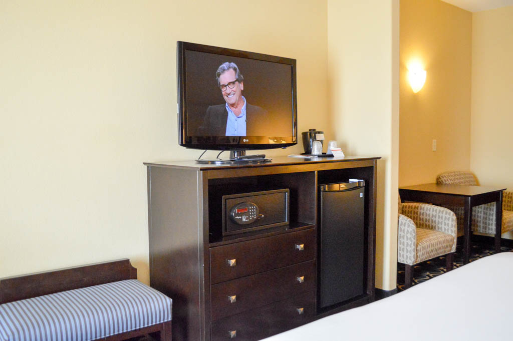 Holiday Inn Express Suites Good Eats Las Cruces New Mexico Local Mike Puckett GW-31