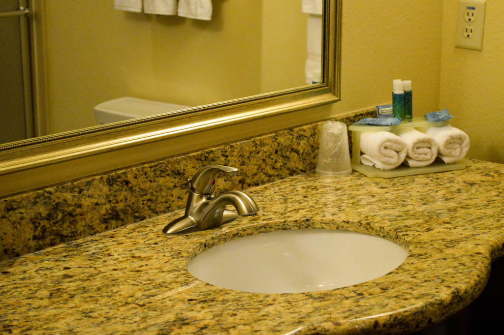 Holiday Inn Express Suites Good Eats Las Cruces New Mexico Local Mike Puckett GW-35