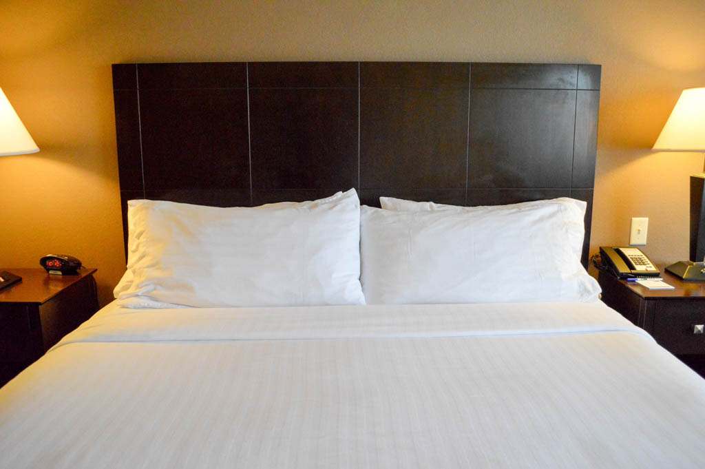Holiday Inn Express Suites Good Eats Las Cruces New Mexico Local Mike Puckett GW-41