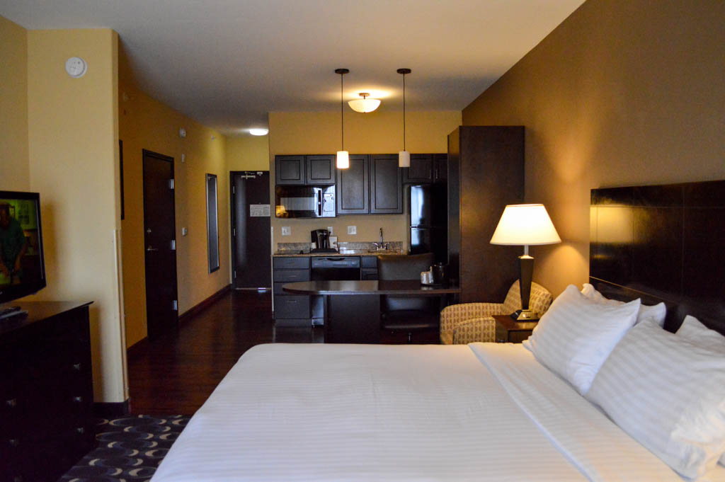 Holiday Inn Express Suites Good Eats Las Cruces New Mexico Local Mike Puckett GW-44
