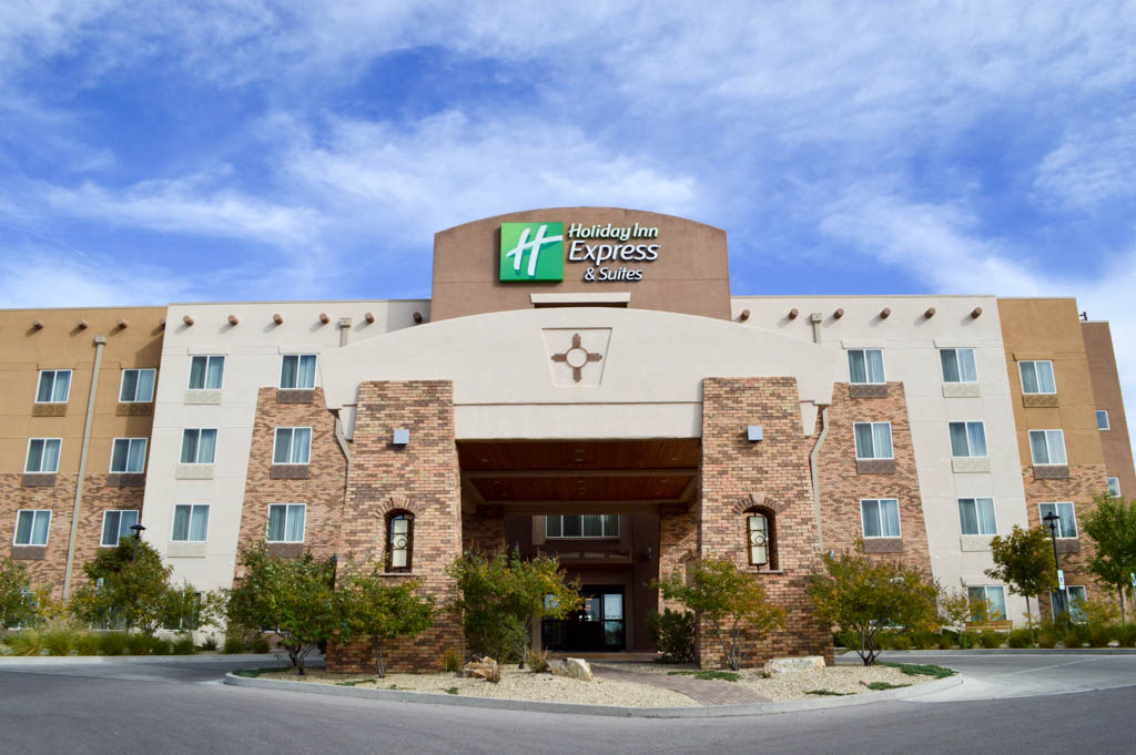 Holiday Inn Express Suites Good Eats Las Cruces New Mexico Local Mike Puckett GW-49