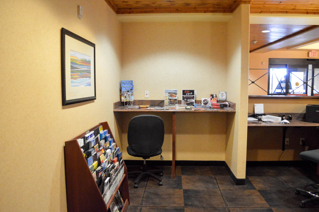 Holiday Inn Express Suites Good Eats Las Cruces New Mexico Local Mike Puckett GW-7