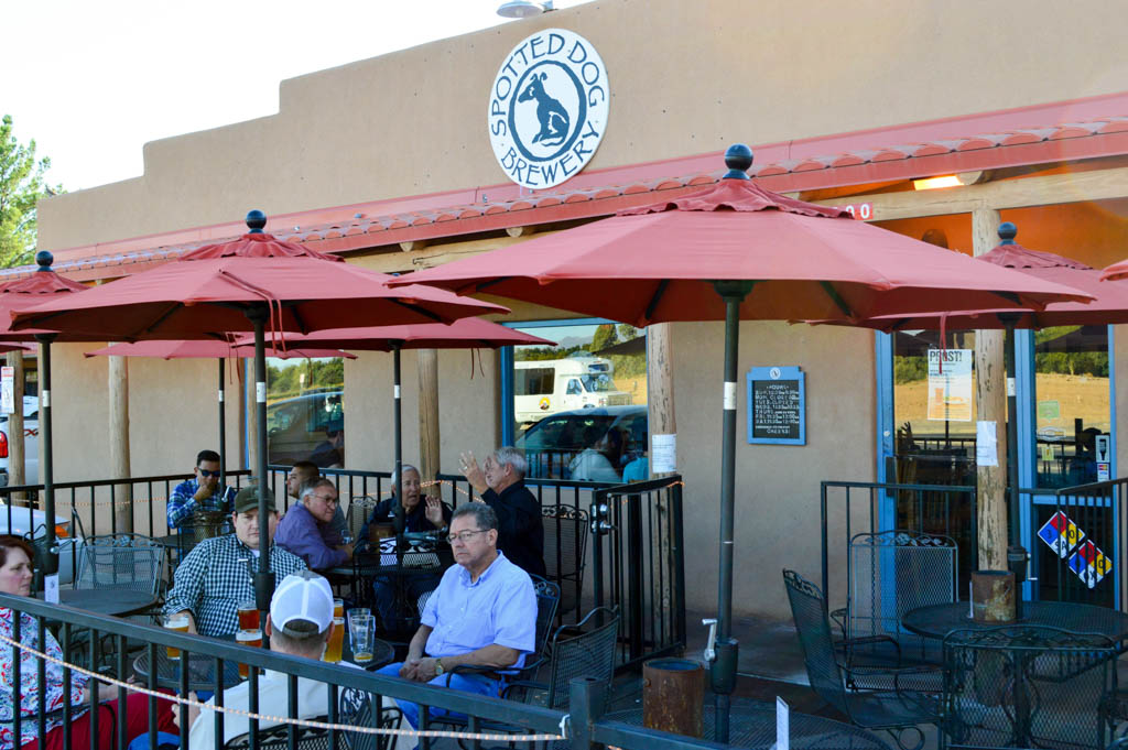 Spotted Dog Brewery Good Eats Mesilla Local Mike Puckett GW-2